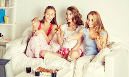 Jak pozbyć się uczucia ciężkości i pełności po jedzeniu?