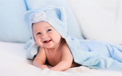 Kąpiel noworodka krok po kroku