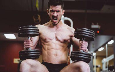 Dieta na masę mięśniową dla mężczyzny: jaka najlepsza?
