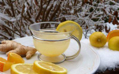 Imbir na przeziębienie: właściwości, jak przyrządzić napoje imbirowe?
