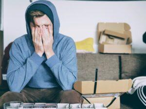 lunatykowanie może być spowodowane silnym stresem